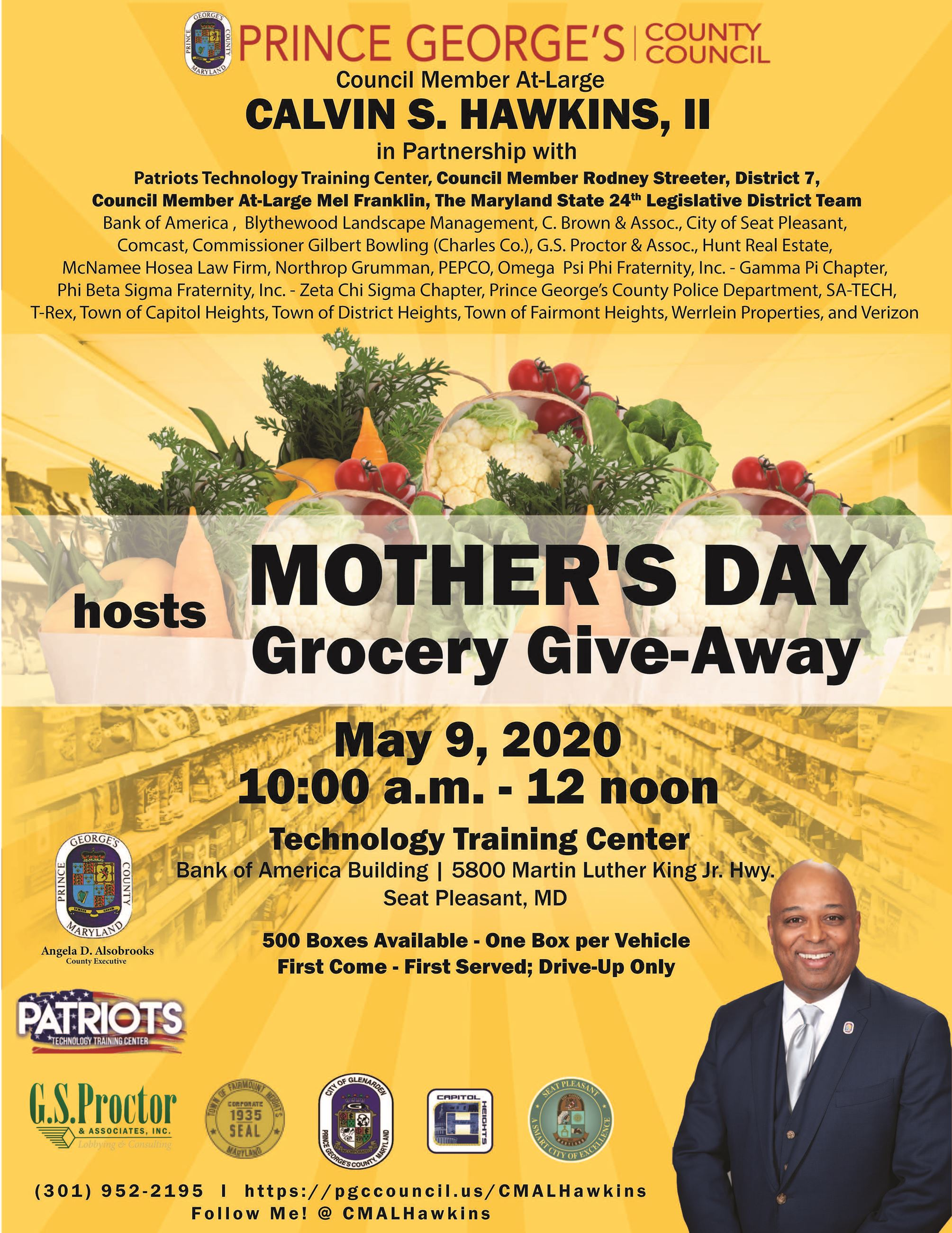 Mothers Day Grocery Giveaway